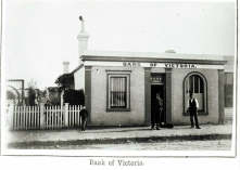 Bank at 76 Hesse St in 1877