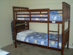 bedroom 4 - bunks